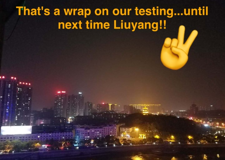 Peace Out Liuyang