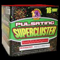 Pulsating Supercluster